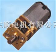 12SS微型直流减速电机