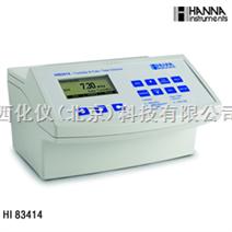 哈纳仪器专卖/高精度浊度/余氯/总氯测定仪  型号:HANNA-HI83414