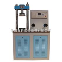 DYE-300型数字式抗折抗压试验机使用方法