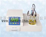 微量水分测定仪 型号:YYY12-6608/中国库号:M314042