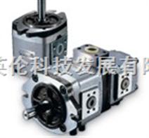 日本不二越Nachi  IPH双联齿轮泵
