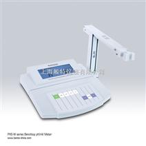 微机型pH/mV/℃计