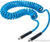 -FESTO螺旋型塑料气管;PUN-10x1,5-SG-2,4-BL-1/4