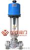 ZDSP精小型电动调节阀
