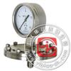 YTF-100H YTF-150H YTF-160H 全不锈钢压力表