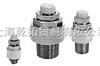 SY3220-5LZD-M5-X20SMC带消声器的排气节流阀