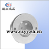 YB-M60×2圆形油标(金属外壳)