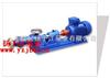 螺杆泵:I-1B型不锈钢浓浆泵I-1B型不锈钢浓浆泵