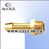 JWR系列外插式管接头(黄铜)