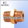 JZH系列组合式管接头(黄铜)