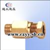 JKY系列卡套式管接头(黄铜)