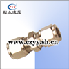 JKGJKG高强度卡套系列管接头(黄铜)