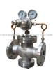 YK43F不锈钢气体减压阀 先导式减压阀|可调式减压阀|水用减压阀|带表减压阀|比利式减压阀