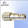 QKD-XQKD-X微型单手半自动气动快速接头(黄铜)