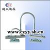 JB/ZQ4519-97系列管子卡箍圆钢管夹
