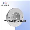 圆形油标(金属外壳)