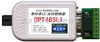 OPT485L1RS232光纤转换器