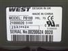 温控器WEST温控表P61001110002温控仪WEST欧士玛特价
